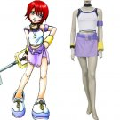 Kingdom Hearts 1 Kairi Cosplay Costume