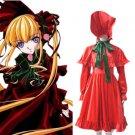 Rozen Maiden Reiner Rubin Lolita Cosplay Costume