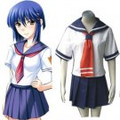 Japanese School Uniform Tsuyokiss Cosplay Costume