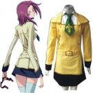 Japanese School Uniform Code Geass Girl's Cosplay Costume
