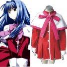 Japanese School Uniform Kanon Cosplay Costume Pink