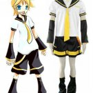 Vocaloid Len Cosplay Costume