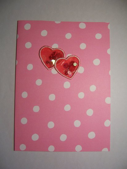 Sweethearts Card - FREE shipping!