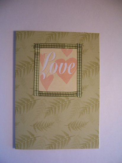 Love card - FREE shipping!