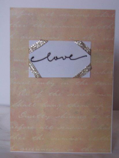 Love Card - FREE shipping!