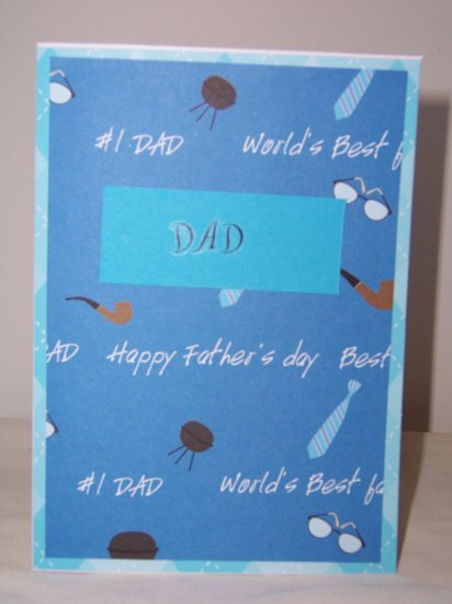 Father's Day Card - FREE shipping!