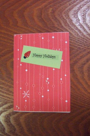Happy Holidays - FREE shipping!