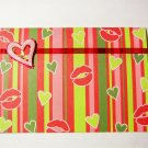 Hearts and Kisses - FREE shipping!