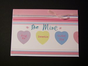 Be mine - FREE shipping!