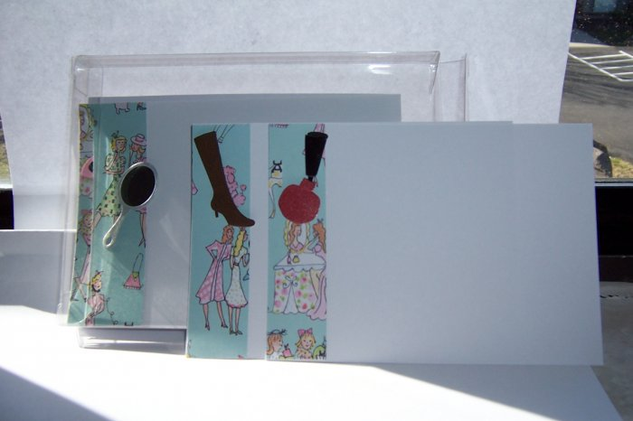 Fashion Notecards-FREE Shipping!