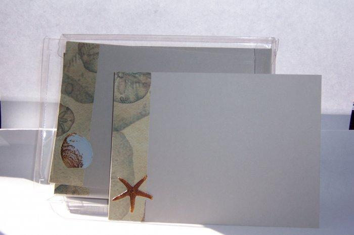 Seashore Notecard Set