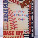 Baseball-loving Dad  - FREE shipping!