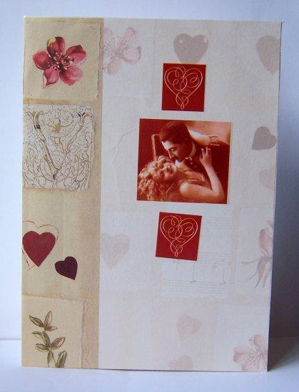 Retro Romance Card - FREE shipping!