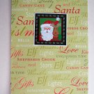 Santa card - 2 available - FREE shipping!