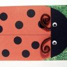 Ladybug Card - FREE shipping!