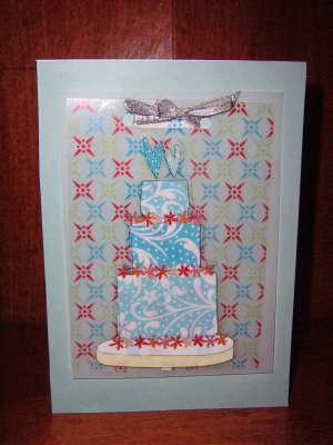 Just Married card - FREE shipping!