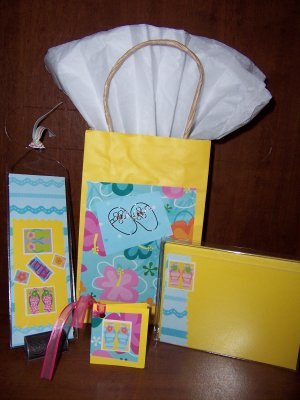 Flip Flop Gift Set  - FREE Shipping!