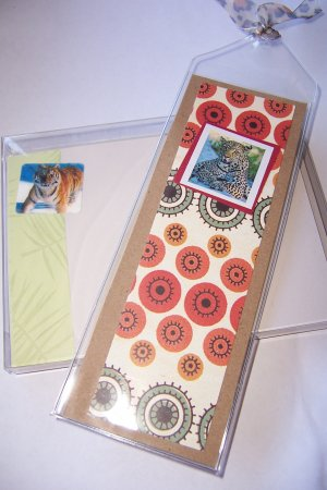 Wildlife Note Card Set -FREE Shipping!