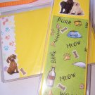 Pet Note Card Set -FREE Shipping!