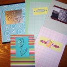 5 All Occasion Greeting Cards - FREE Shipping!