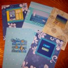 Beach/Sea Greeting Card Variety Pack-FREE shipping!
