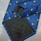 Gianfranco FERRE Italy 100% Silk Tie Royal NEW $125