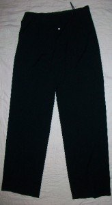 NWT JIL SANDER Italy Tailored Pants 36 33 x37 $740 NEW