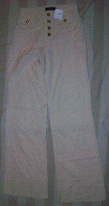 NWT ODYN High & Wide Trouser Denim Pants 27 x34$185 NEW