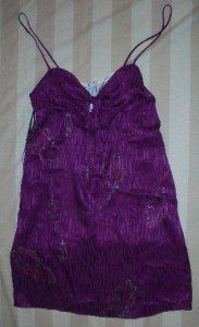 NWT MISS DAVENPORTE Sexy Silk Halter Dress 6 $525 NEW