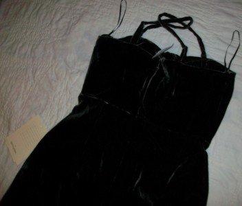 NWT Sutton Studio Bloomingdale's Velvet Dress 8 $219