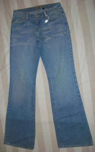 NWT Streets Ahead ST2109 Boot Cut Jeans 27 31 $180 NEW
