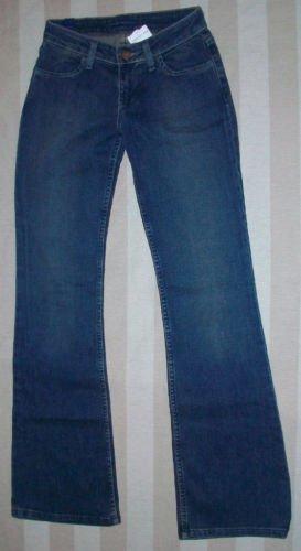 NWT Blujeanious Denim Low Rise Jeans 25 29 x31 $175 NEW