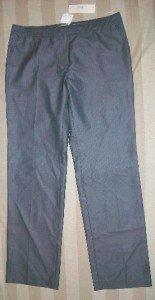 NWT GERARD DAREL Pinstripe Trouser Pants 10 44 $290 NEW