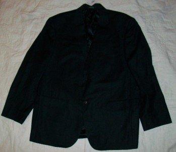 NWT Alfani Cashmere Wool Blazer Jacket 44 S $325 NEW