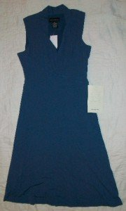 NWT Sutton Studio Blue Semi Formal Dress PP NEW $199