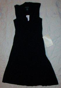 NWT Sutton Studio Black Semi Formal Dress PP NEW $199