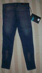 NWT NOBODY Mod Skinny Leg Kite Blue Jeans 28 31x32 $230
