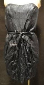 NWT CYNTHIA STEFFE Satin Strapless Dress 8 $295 NEW