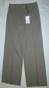NWT LUCIANO BARBERA Light Wool Trouser Pants 44 10 $545