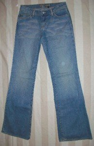 NWT Streets Ahead ST2109 Boot Cut Jeans 26 30 $180 NEW