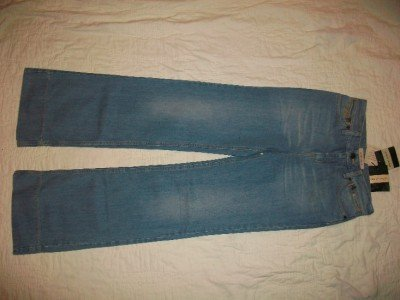 NWT SEE By CHLOE Light Flare High Waist Jeans 27 $440