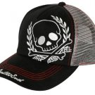 Death's End Day Trucker Rocker Biker Chopper Cap