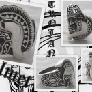 925 SILVER STERLING WARRIOR TRIBAL HELMET DESIGN BIKER RING US sz 10