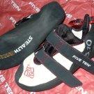 5.10 Five Ten Galileo Velcro Rock Climbing Shoe US SZ 10.5, 10