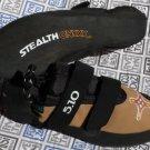 5 10 Five Ten Anasazi VCS Velcro Climbing Shoe sz US 7.5