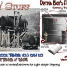 VERTICAL ROUND STEEL TANK X-LARGE Scale Model Masterpieces/Yorke On3/On30 *NEW*