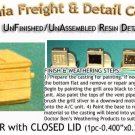 DUMPSTER with CLOSED LID (1pc) N/Nn3/1:160-Scale CALIFORNIA FREIGHT
