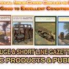 VOL 9, ISSUE 1 JAN/FEB 1983 NARROW GAUGE & SHORT LINE GAZETTE MAGAZINE