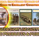 VOL 9, ISSUE 2 MAR/APR 1983 NARROW GAUGE & SHORT LINE GAZETTE MAGAZINE