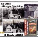 The FEED & GRAIN STORE/VILLAGE SMITHY KIT CHOOCH MIB O/ON3/ON30
